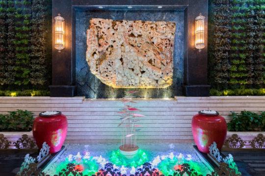 رستوران گیلکی هتل تاج محل تهران