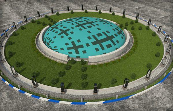 طراحی اولیه میدان انقلاب تهران