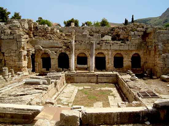 آبنماهای باستانی