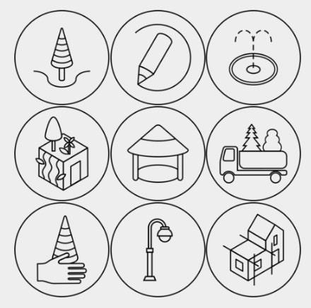 خدمات گروه معماری و محوطه سازی مادوار